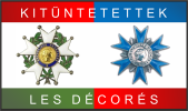 Francia Becsületrend és Nemzeti Érdemrend Magyar Tagjainak Szövetsége Egyesület