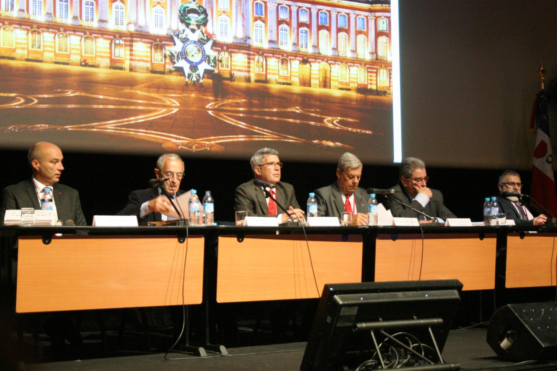 A külföldi szekciók és a tengerentúli francia társaságok elnökeinek találkozója május közepén, Toulouse-ban
