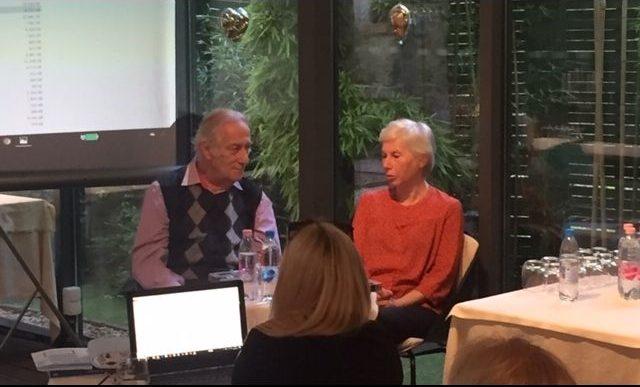 Cserba Júlia és Fáber András beszélgetése a Franciaországban élt/elő magyar fotóművészekről