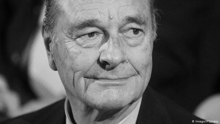 Jacques Chirac-ra emlékezünk / En souvenir du président Jacques Chirac